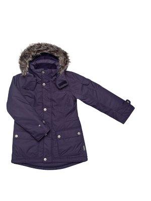 Куртка темно-фіолетова | 153270