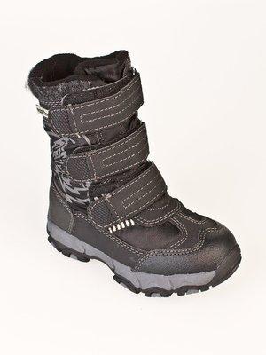 Ботинки черные   32694
