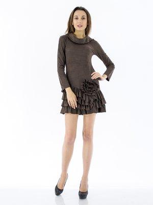 Сукня коричнева   155232