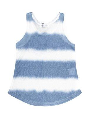 Майка біло-синя | 522290