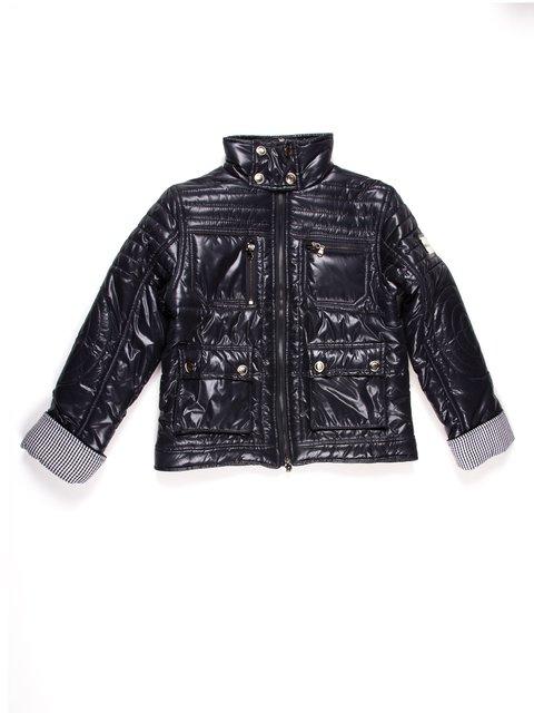 Куртка темно-синяя De Salitto 823888