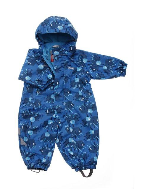 Комбінезон синій в принт Reima 61451