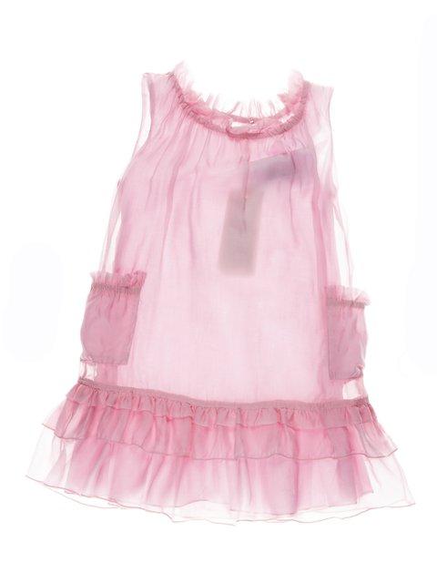 Платье розовое De Salitto 987276