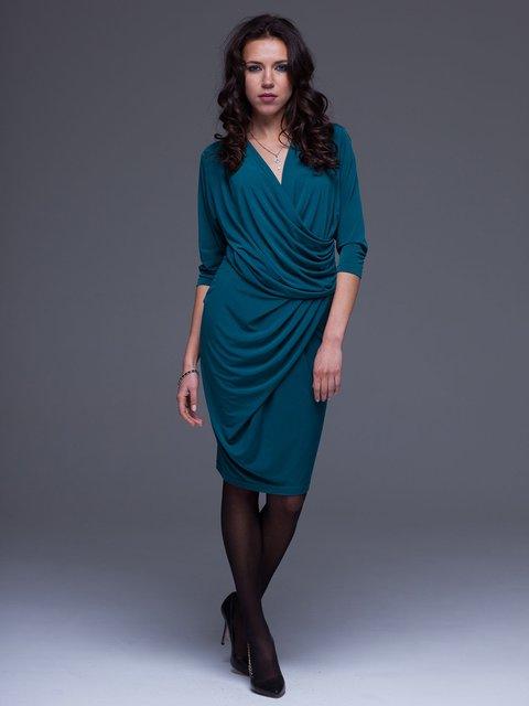 Платье зеленое Jet 1003083