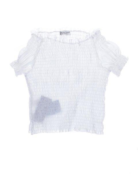 Блуза біла Vivien 1076744