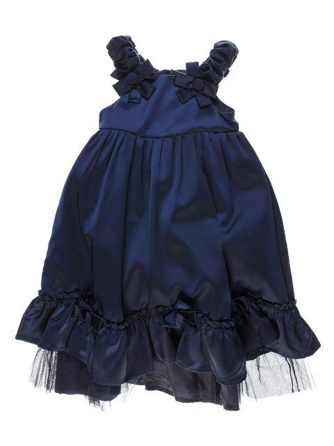 Платье темно-синее De Salitto 1121017