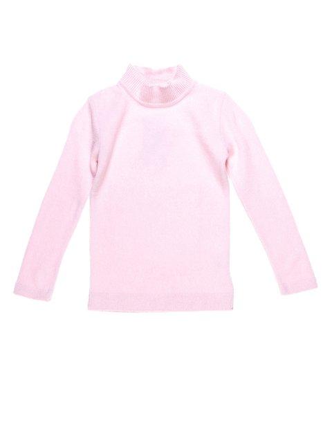 Гольф светло-розовый утепленный Pop Kids 1236936