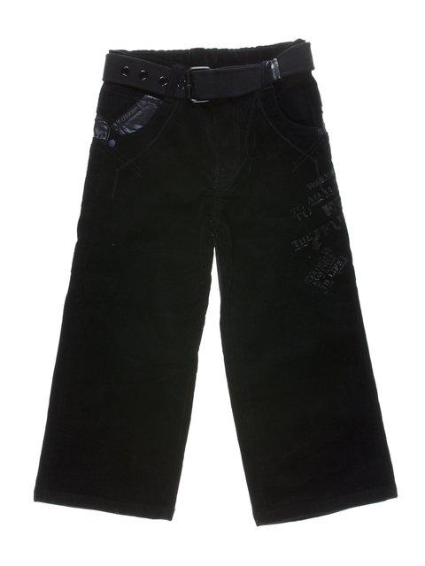 Штани чорні з написами CTK 1269850