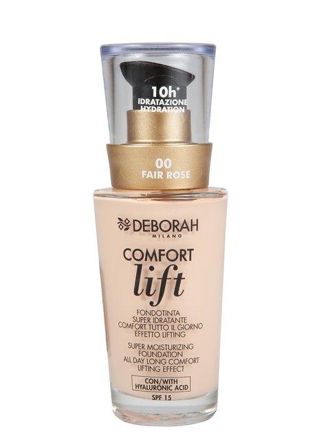 Тональна основа вельветова Comfort Lift № 00 (30 мл) Deborah 352219