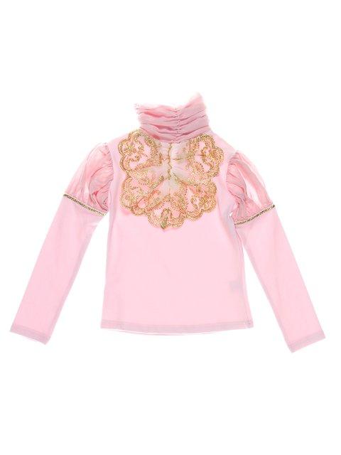 Гольф розовый ColaBear 1364671