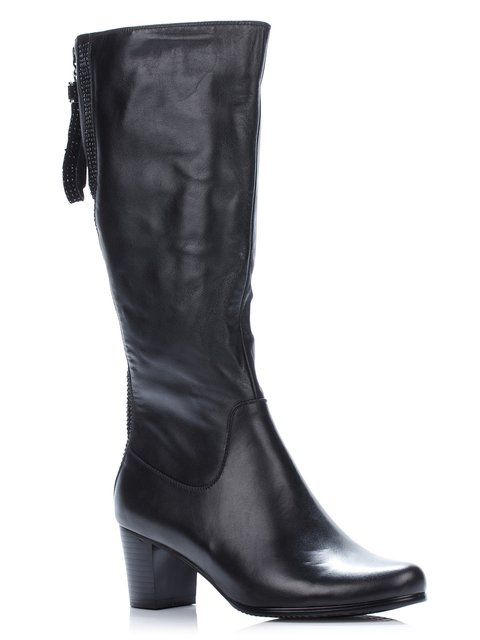 Сапоги черные с декором Blizzarini 1401261