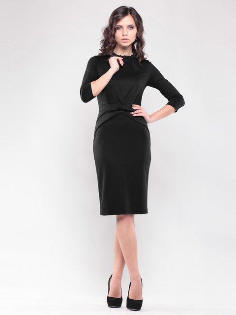 Платье черное Maurini 1439045