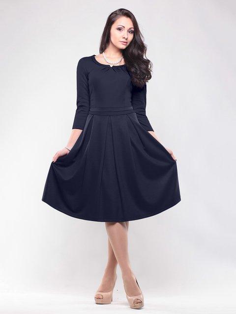 Сукня темно-синя Maurini 1448107