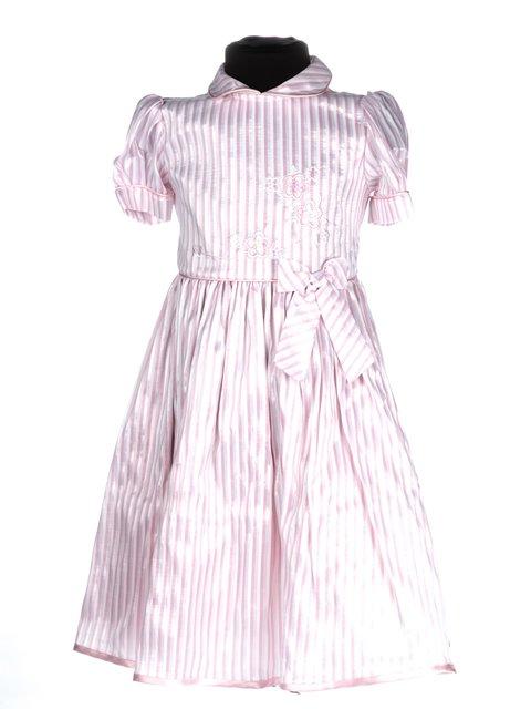 Сукня рожева в смужку Anna-S 3343246