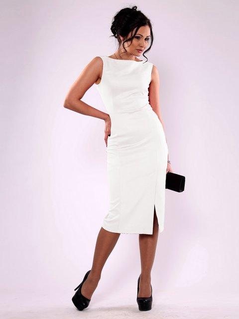 Платье молочного цвета Laura Bettini 1469087