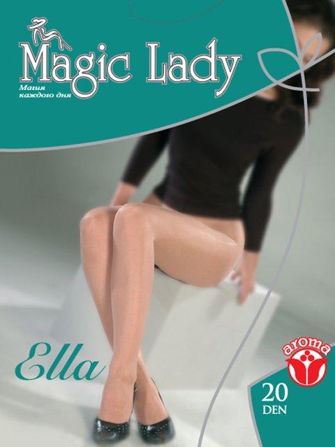 Колготки чорні 20 Den Magic Lady 1525091