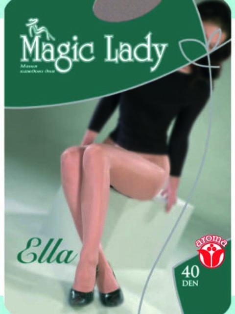 Колготки кольору світлої засмаги 40 Den Magic Lady 1525094