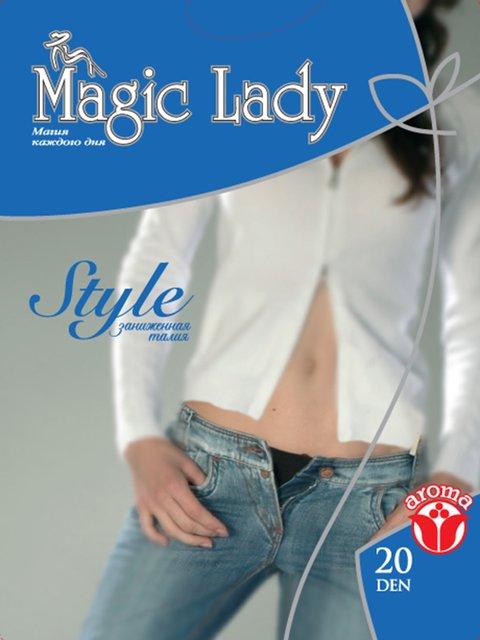 Колготки кольору світлої засмаги 20 Den Magic Lady 1525100