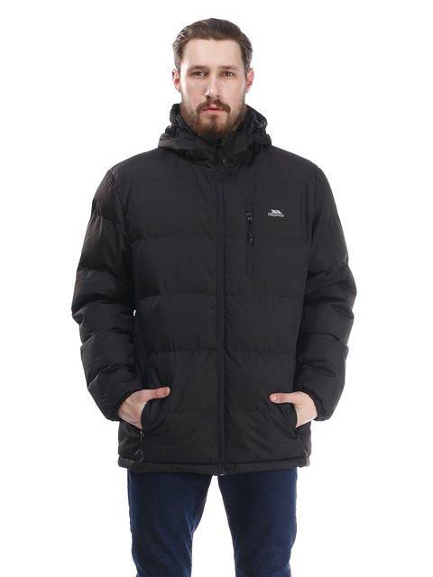 Куртка чорна Trespass 1545378