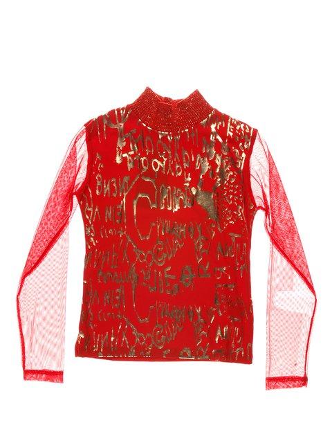 Гольф червоний CHELA 1457485