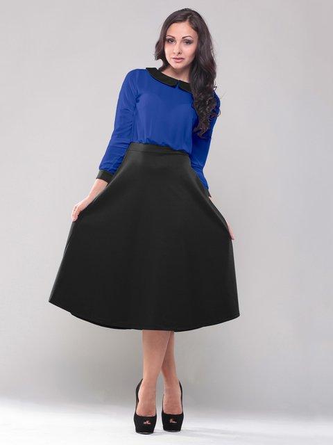 Сукня синьо-чорна Dioni 1567486