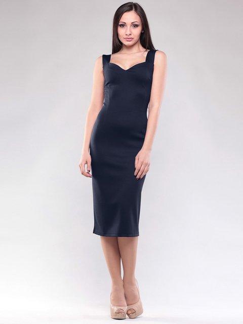 Сукня темно-синя Dioni 1604464