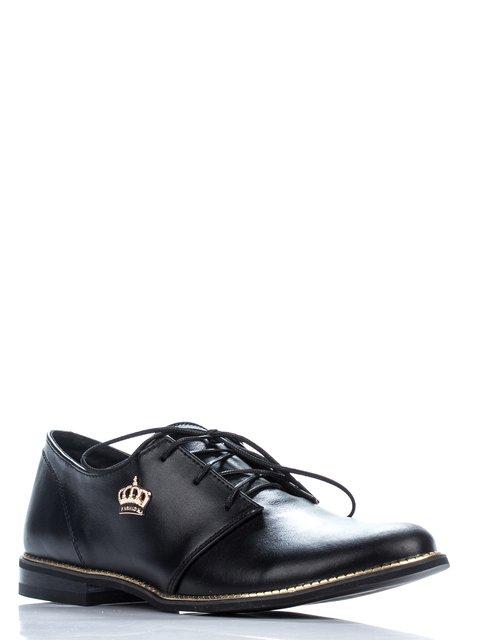Туфли черные Got to 1605808