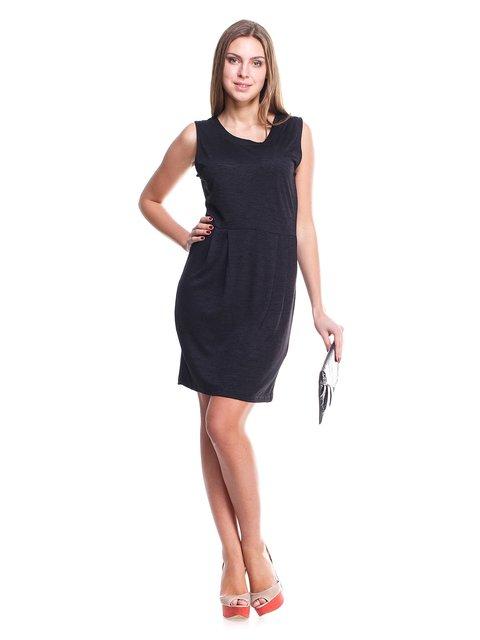 Сукня темно-сіра Vila 756625
