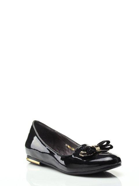 Туфли черные Foletti 1631985