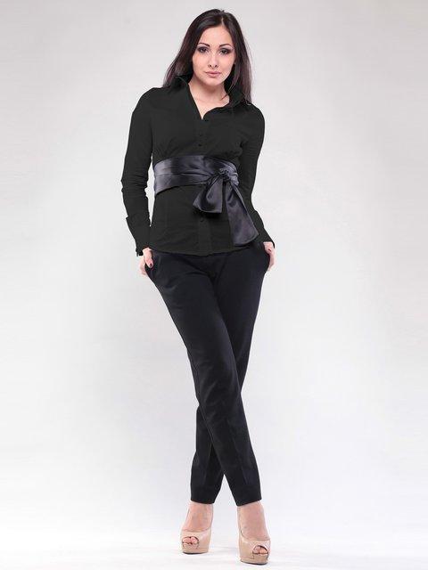 Блуза чорна Maurini 1634767