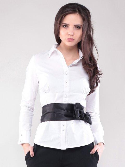 Блуза біла Maurini 1647579