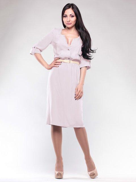 Платье розово-бежевое Dioni 1659659