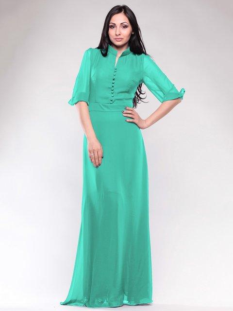 Сукня зелена Dioni 1659661