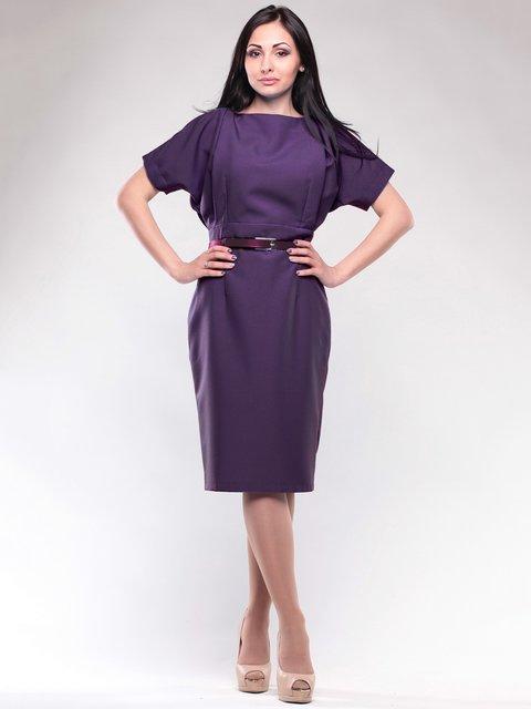 Сукня темно-фіолетова Rebecca Tatti 1663574