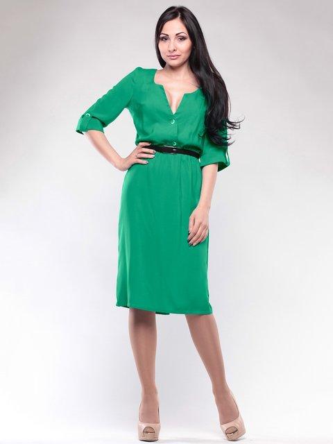 Платье зеленое Dioni 1679620