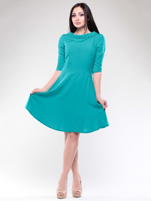 Сукня бірюзова Rebecca Tatti 1679674