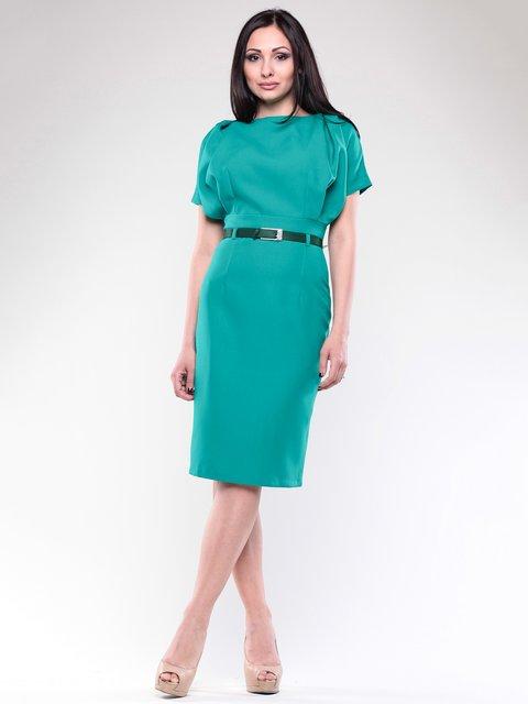 Платье темно-ментоловое Rebecca Tatti 1692553