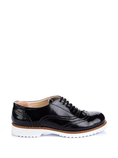 Туфли черные Pembe Potin 1624869