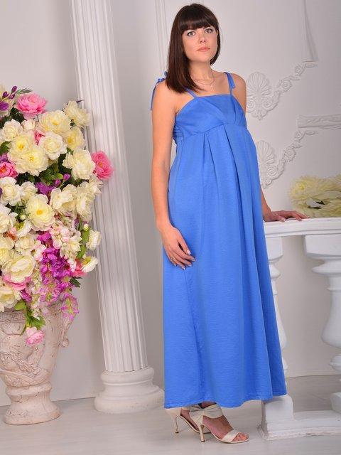 Сарафан синій Feminelle 1659261