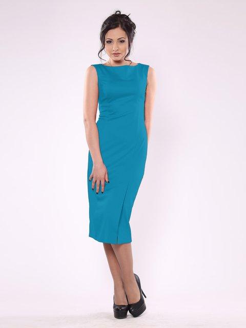 Платье голубое Laura Bettini 1706689