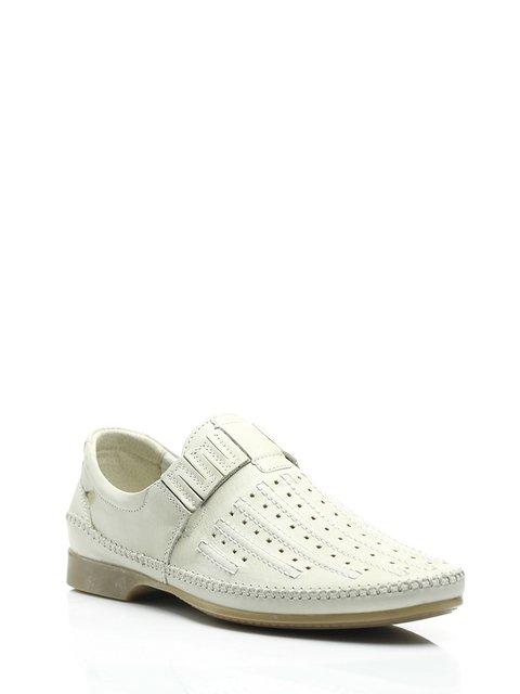 Туфли кремового цвета Kadar 1707860