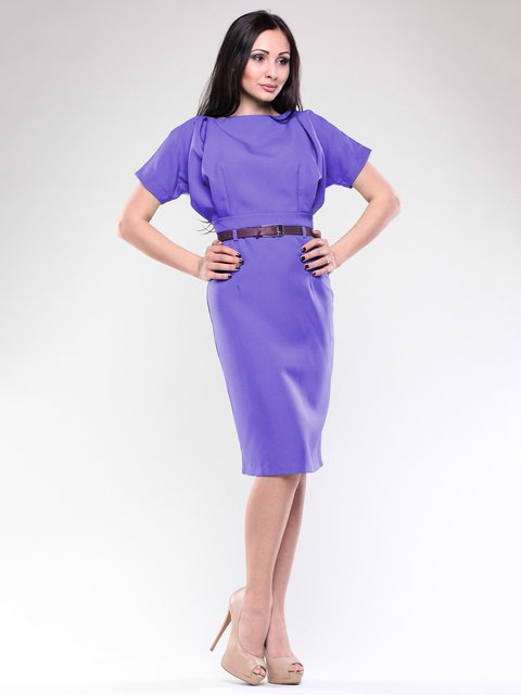 Сукня бузкова Rebecca Tatti 1706818
