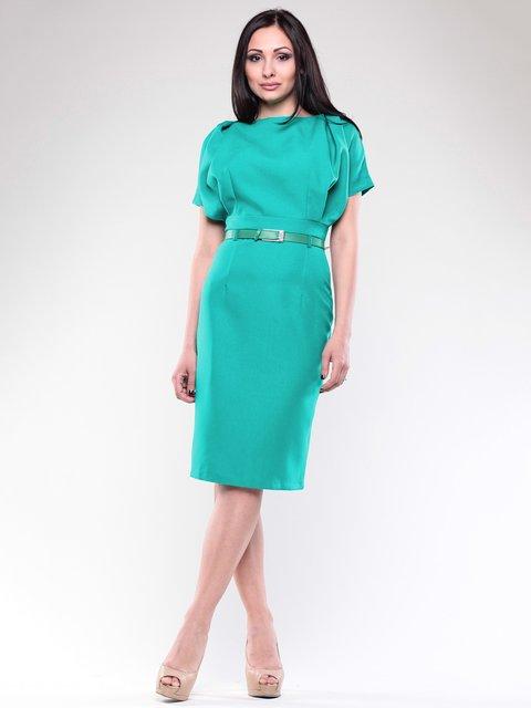 Платье зеленое Rebecca Tatti 1706823