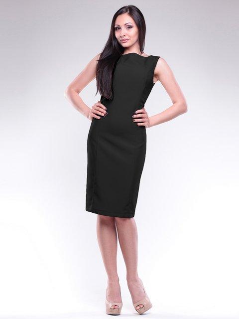 Платье черное Maurini 1716958