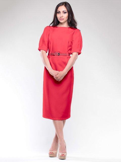 Сукня червона Laura Bettini 1724882
