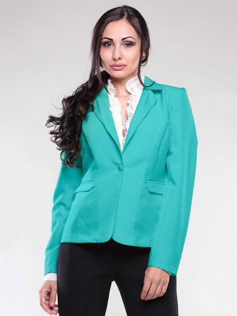 Жакет зеленый Laura Bettini 1724891