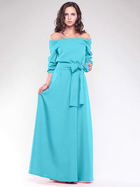 Сукня світло-ментолового кольору Rebecca Tatti 1727295