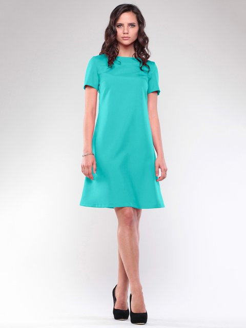 Платье зеленое Laura Bettini 1734363
