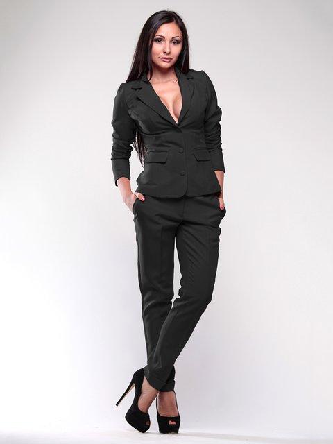 Костюм: жакет и брюки Laura Bettini 1762768
