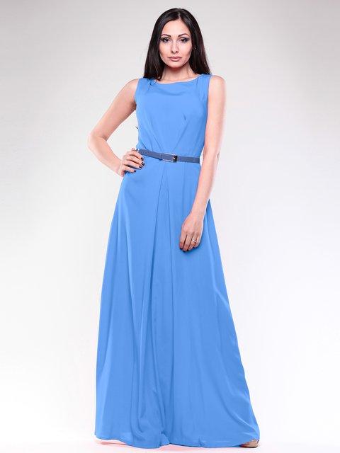 Платье голубое Dioni 1762810